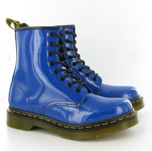 Dr. Martens 1460 Patent Leather Boots